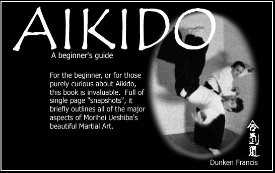 Aikido A beginners Guide Book Cover