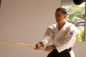 Dunken Francis Aikido Auckland