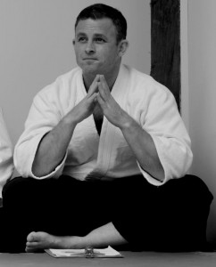 dan curran nidan Institute of Aikido Auckland